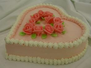 Svatební srdce